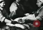 Image of Fish skin plant in Germany Germany, 1942, second 14 stock footage video 65675021789