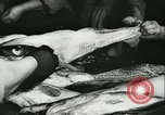 Image of Fish skin plant in Germany Germany, 1942, second 19 stock footage video 65675021789