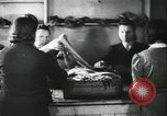 Image of Fish skin plant in Germany Germany, 1942, second 21 stock footage video 65675021789