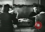 Image of Fish skin plant in Germany Germany, 1942, second 22 stock footage video 65675021789
