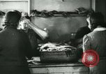 Image of Fish skin plant in Germany Germany, 1942, second 23 stock footage video 65675021789
