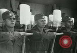 Image of Robert Ley meets with Ion Antonescu Bucharest Romania, 1942, second 11 stock footage video 65675021791