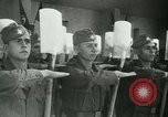 Image of Robert Ley meets with Ion Antonescu Bucharest Romania, 1942, second 12 stock footage video 65675021791