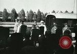 Image of Robert Ley meets with Ion Antonescu Bucharest Romania, 1942, second 21 stock footage video 65675021791