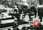 Image of Robert Ley meets with Ion Antonescu Bucharest Romania, 1942, second 39 stock footage video 65675021791