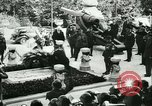 Image of Robert Ley meets with Ion Antonescu Bucharest Romania, 1942, second 40 stock footage video 65675021791