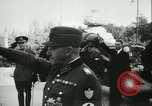 Image of Robert Ley meets with Ion Antonescu Bucharest Romania, 1942, second 45 stock footage video 65675021791