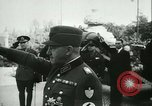 Image of Robert Ley meets with Ion Antonescu Bucharest Romania, 1942, second 46 stock footage video 65675021791