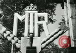 Image of Robert Ley meets with Ion Antonescu Bucharest Romania, 1942, second 49 stock footage video 65675021791
