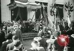 Image of Marshal Philippe Petain Avignon France, 1942, second 17 stock footage video 65675021792