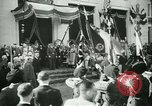Image of Marshal Philippe Petain Avignon France, 1942, second 18 stock footage video 65675021792