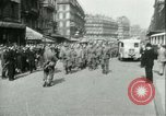 Image of Allied prisoners Paris France, 1944, second 2 stock footage video 65675021797