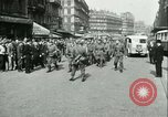 Image of Allied prisoners Paris France, 1944, second 3 stock footage video 65675021797