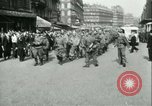 Image of Allied prisoners Paris France, 1944, second 5 stock footage video 65675021797