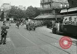 Image of Allied prisoners Paris France, 1944, second 21 stock footage video 65675021797