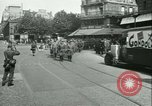 Image of Allied prisoners Paris France, 1944, second 22 stock footage video 65675021797