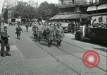 Image of Allied prisoners Paris France, 1944, second 26 stock footage video 65675021797