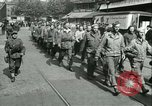Image of Allied prisoners Paris France, 1944, second 34 stock footage video 65675021797