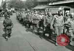Image of Allied prisoners Paris France, 1944, second 35 stock footage video 65675021797