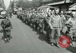 Image of Allied prisoners Paris France, 1944, second 40 stock footage video 65675021797