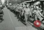 Image of Allied prisoners Paris France, 1944, second 42 stock footage video 65675021797