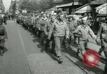 Image of Allied prisoners Paris France, 1944, second 43 stock footage video 65675021797