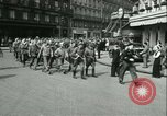 Image of Allied prisoners Paris France, 1944, second 50 stock footage video 65675021797