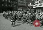 Image of Allied prisoners Paris France, 1944, second 54 stock footage video 65675021797