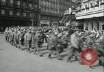 Image of Allied prisoners Paris France, 1944, second 58 stock footage video 65675021797