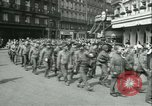 Image of Allied prisoners Paris France, 1944, second 59 stock footage video 65675021797