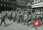 Image of Allied prisoners Paris France, 1944, second 60 stock footage video 65675021797