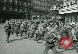 Image of Allied prisoners Paris France, 1944, second 62 stock footage video 65675021797