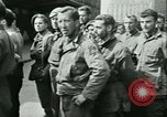 Image of Allied prisoners marched in Paris Paris France, 1944, second 3 stock footage video 65675021798