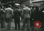 Image of Allied prisoners marched in Paris Paris France, 1944, second 14 stock footage video 65675021798