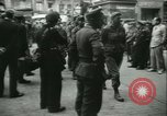 Image of Allied prisoners marched in Paris Paris France, 1944, second 17 stock footage video 65675021798