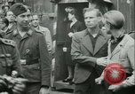 Image of Allied prisoners marched in Paris Paris France, 1944, second 23 stock footage video 65675021798