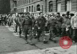 Image of Allied prisoners marched in Paris Paris France, 1944, second 31 stock footage video 65675021798
