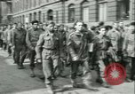 Image of Allied prisoners marched in Paris Paris France, 1944, second 32 stock footage video 65675021798