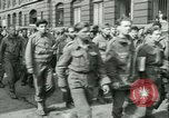 Image of Allied prisoners marched in Paris Paris France, 1944, second 33 stock footage video 65675021798