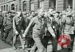 Image of Allied prisoners marched in Paris Paris France, 1944, second 35 stock footage video 65675021798