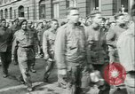 Image of Allied prisoners marched in Paris Paris France, 1944, second 38 stock footage video 65675021798