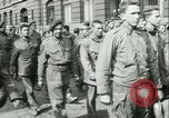 Image of Allied prisoners marched in Paris Paris France, 1944, second 39 stock footage video 65675021798