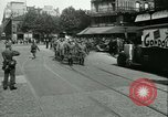 Image of Allied prisoners marched in Paris Paris France, 1944, second 42 stock footage video 65675021798