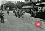 Image of Allied prisoners marched in Paris Paris France, 1944, second 43 stock footage video 65675021798