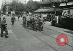 Image of Allied prisoners marched in Paris Paris France, 1944, second 45 stock footage video 65675021798