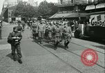 Image of Allied prisoners marched in Paris Paris France, 1944, second 46 stock footage video 65675021798