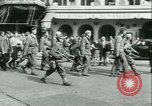 Image of Allied prisoners marched in Paris Paris France, 1944, second 54 stock footage video 65675021798