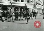 Image of Allied prisoners marched in Paris Paris France, 1944, second 57 stock footage video 65675021798