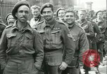 Image of Allied prisoners marched in Paris Paris France, 1944, second 60 stock footage video 65675021798