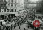 Image of Allied prisoners force marched in Paris Paris France, 1944, second 1 stock footage video 65675021800